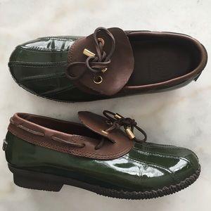Tory Burch Matthew Duck Boots
